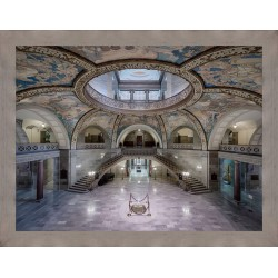 Missouri State Capitol Rotunda Framed Wall Art - 180cm x 140cm