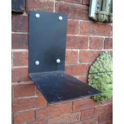 Metal Wall Bracket Mount Stand for Royal Mail Post Box ER GR