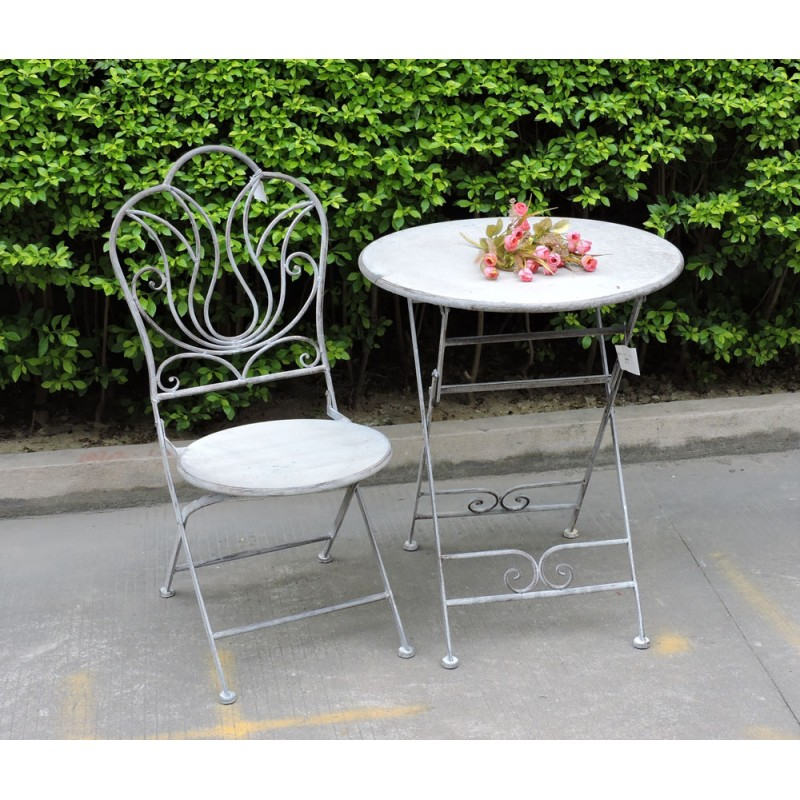 Bistro Garden Set Table And Two Chairs Blackbrook Interiors