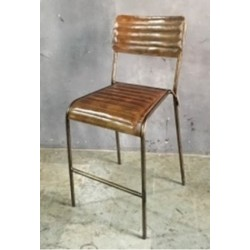 Leather Chair / Barstool