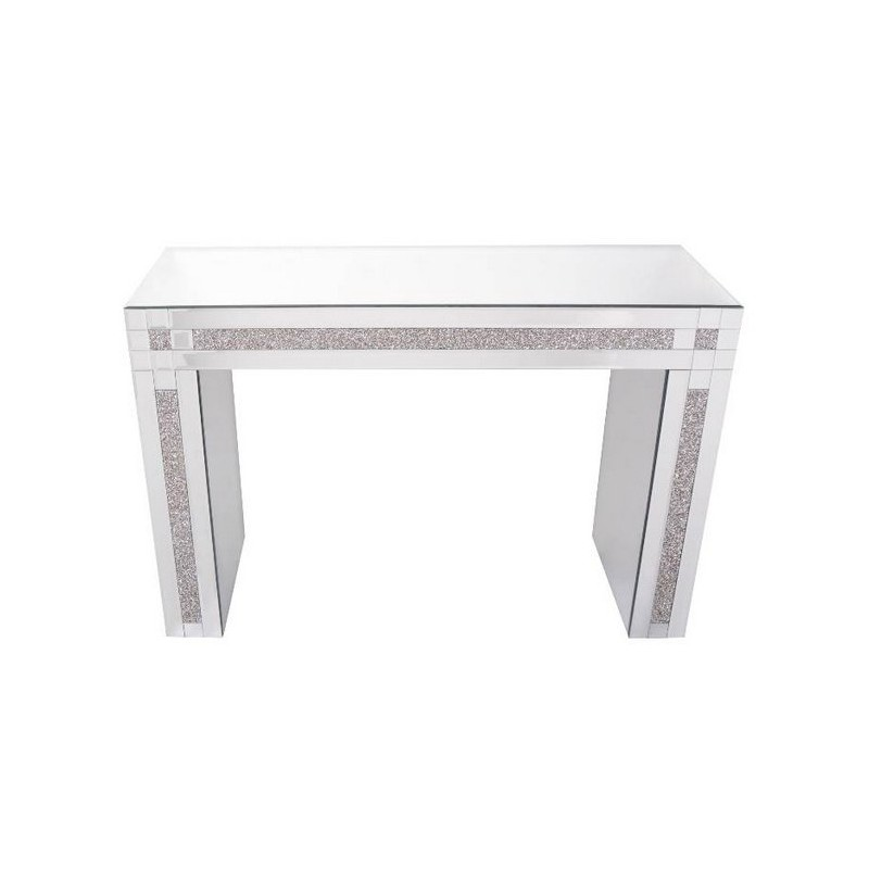 Mirrored Glass Coffee Table Blackbrook Interiors