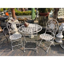 Bistro Garden Set - Table and Two Chairs