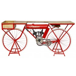 Indian Motorcycle Console Table