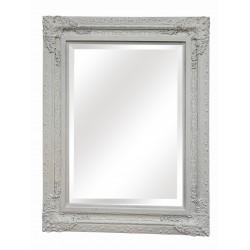 """Mirror - White - 63"""" x 51"""""""