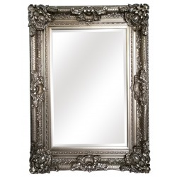 "Wall Mirror - Silver - 48"" x 36"""