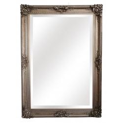 "Huge Wall Mirror - Silver - 83"" x 59"""