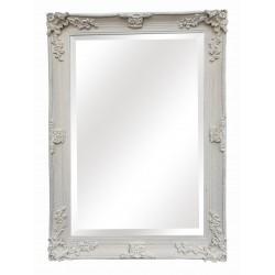 """Wall Mirror - White - 42"""" x 30"""""""