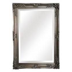 "Wall Mirror - Silver - 42"" x 30"""