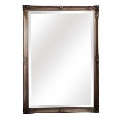 "Huge Wall Mirror - Silver - 78"" x 54"""