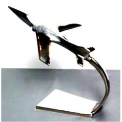Aluminium Model Aeroplane