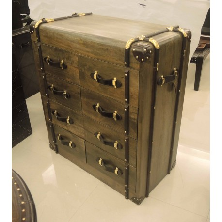 Chest of Drawers - Green