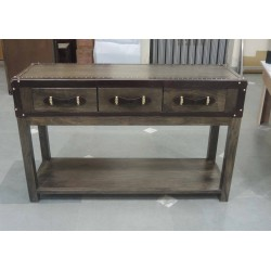 Console Table - Green