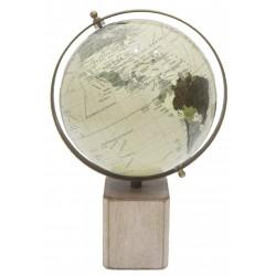 World Globe - 35 cm high