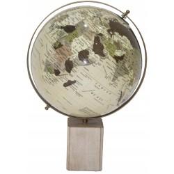 World Globe - 46 cm high