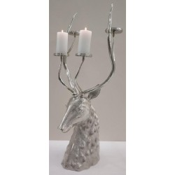 Stag head Candelabra