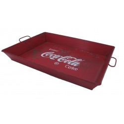 Vintage Style Coke Tray