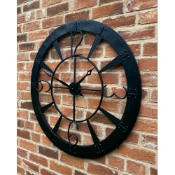 Garden Wall Clock 94cm x 94cm