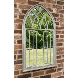Garden Wall Mirror 117cm x 63cm