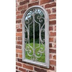 Garden Wall Mirror 98cm x 49cm