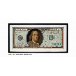 Decoupage One Dollar