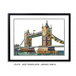 Decoupage Tower Bridge