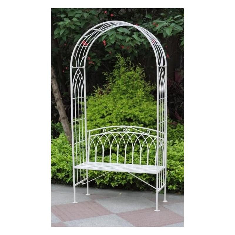 Garden Arch With Seat Blackbrook Interiors