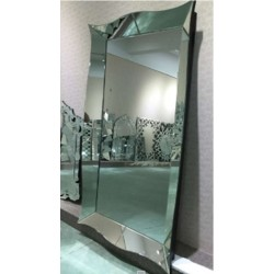 Large Mirror 200cm x 111cm - Mirrored Glass