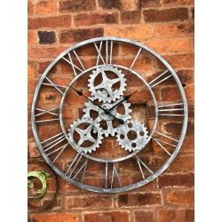 Garden Wall Clock - 87cm x 87cm
