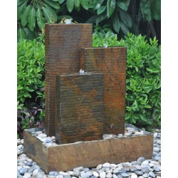 Slate Fountain / Water Feature - 120cm High