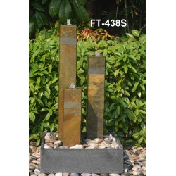 Granite/Slate Fountain / Water Feature - 120cm High