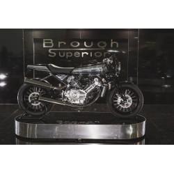 Brough Motorbike - 80cm x 120cm