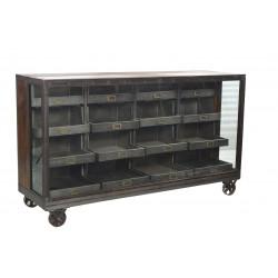 Industrial Haberdashery Cabinet